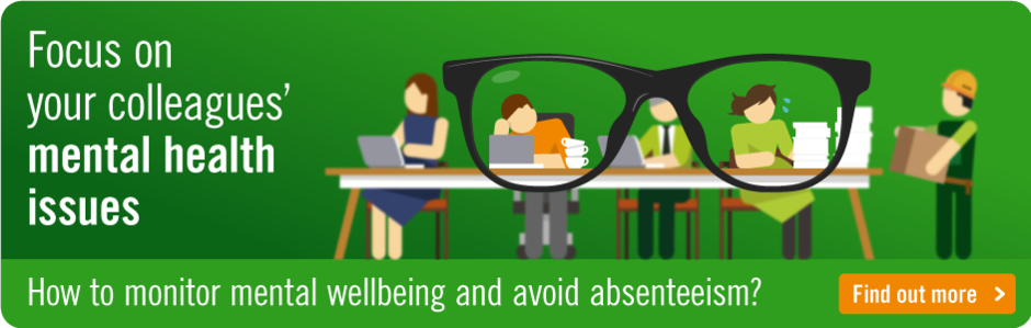 First Aid Mental Health in the workplace